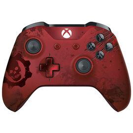 Xbox Wireless Controller Gears of War 4: Crimson Omen Limited Edition - Red Metallic