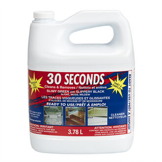 30 Seconds Outdoor Cleaner - 3.78L