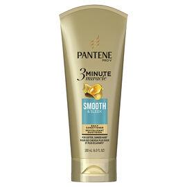 Pantene Pro-V 3 Minute Deep Conditioner - Smooth & Sleek - 180ml