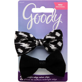 Goody FashioNow Midnight Edge Salon Clips - 8747