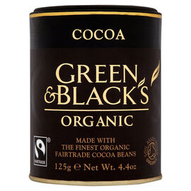Green & Blacks Organic Cocoa - 125g