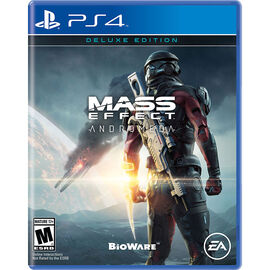 PS4 Mass Effect Andromeda - Deluxe Edition
