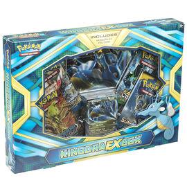 Pokémon Kingdra-EX Box