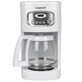 Cuisinart 12 Cup Classic Programmable Coffee Maker - White - DCC1100C