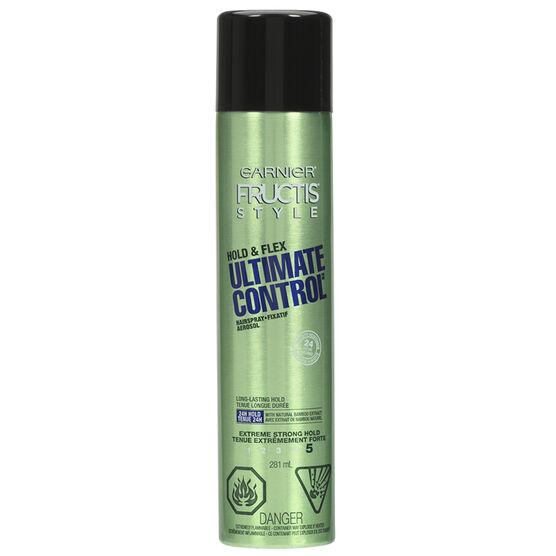 Garnier Fructis Style Hold & Flex Ultimate Control Spray - 281ml