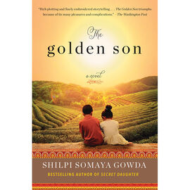 Golden Son by Shilpi Somaya Gowda