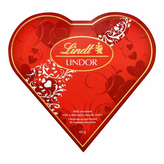 Lindor Friend Hearts - Milk Chocolate - 60g