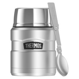 Thermo Cafe Stainless Steel Food Bottle - 470ml