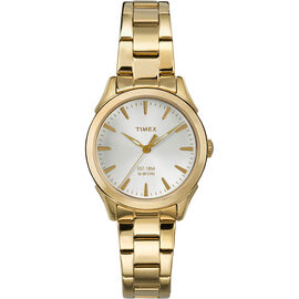 Timex City Collection Watch - Gold/White - TW2P81800ZA