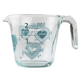 Pyrex Simply Store Measuring Cup - Turquoise - 2 cup