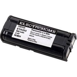 Electrohome Cordless Phone Battery - Panasonic 2 - ETA505