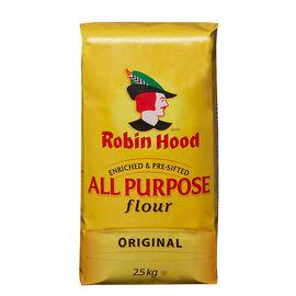 Robin Hood All Purpose Flour - 2.5kg