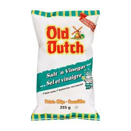 Old Dutch Potato Chips - Salt 'N Vinegar - 255g