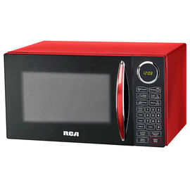 RCA 0.9 cu.ft. Microwave - Red - RMW953