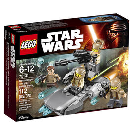 Lego Star Wars - Resistance Trooper  Battle Pack