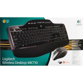 Logitech MK710 Wireless Desktop Keyboard - 920-002417