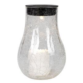 Fusion Solar Crackle Jar - Assorted