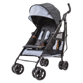 Summer Infant 3Dtote Convenience Stroller - Heather Grey - 32513