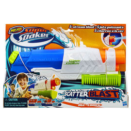 Nerf Super Soaker Scatter Blaster