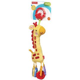Fisher Price Soft Giraffe Clacker