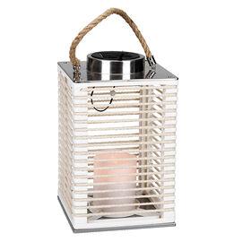 Fusion Solar Rope Lantern - Cream