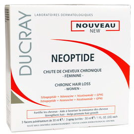 Ducray Neoptide Lotion - 3x30ml