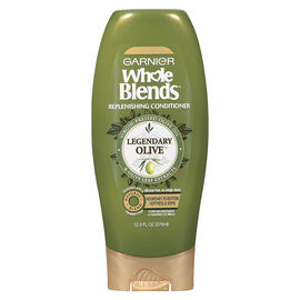 Garnier Whole Blends Replenishing Conditioner - Legendary Olive - 370ml