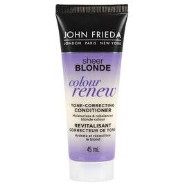 John Frieda Sheer Blonde Colour Renew Conditioner - 45ml