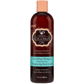 Hask Monoi Coconut Oil Nourishing Shampoo - 355ml