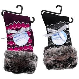Details Nordic Socks - Ladies - Assorted