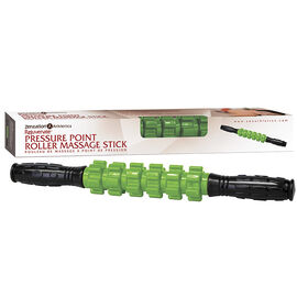 Zenzation Athletics Rejuvenate Pressure Point Massage Stick