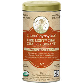 Zhena's Fire Light Chai Tea - 22's