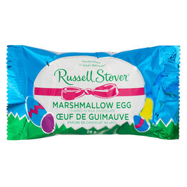 Russell Stover Marshmallow Egg - 28g