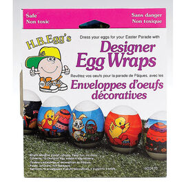 Easter Deluxe Egg Wraps