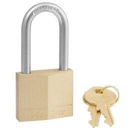 Master Lock - 40mm Long sh/Brass