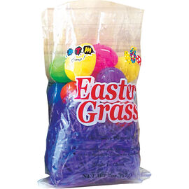 Easter Egg & Grass Kit - 12 eggs/1.5in