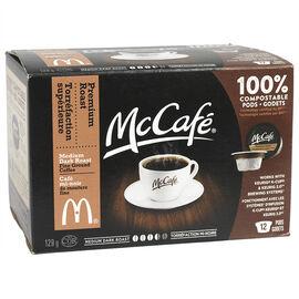 McCafe Coffee Pods - Medium Premium Roast - 12 pack