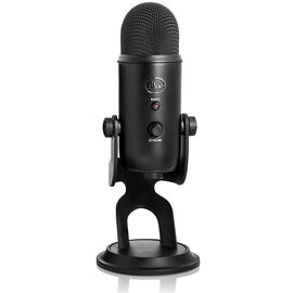 Blue Yeti USB Mic - Blackout - 2070