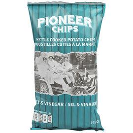 Pioneer Chips - Salt & Vinegar - 142g