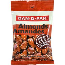 Dan-D-Pak Almonds - Sesame - 100g