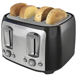 Black & Decker 4 Slice Toaster - TR1478BD