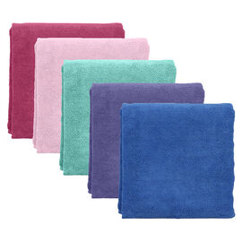 PurFiber Hot Yoga Mat Towel