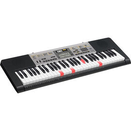 Casio 61 Lighted Keys Keyboard - Black - LK260