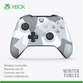 Microsoft Xbox One Wireless Controller - Winter Forces Special Edition - WL3-00043