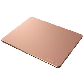 Satechi Aluminum Performance Mouse Pad - Rose Gold - ST-AMPADR