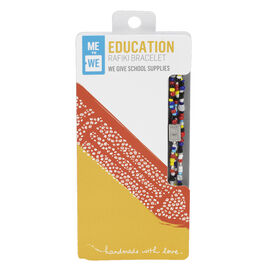 ME TO WE Education Rafiki Bracelet