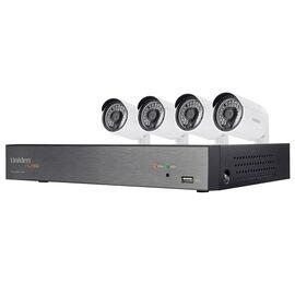 Uniden 4-Camera 1080p DVR Kit - 1TB - UDVR46x4