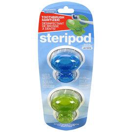 Steripod Tooth Brush Sanitizer - 2's