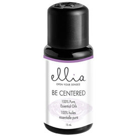 Ellia 100% Pure Essential Oils - Be Centered - 15ml