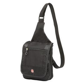 Swiss Gear Boarding Sling Bag - Black